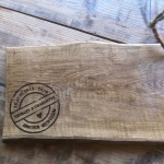 houten tapasplank