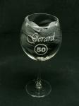 Wijnglas 50 jaar
